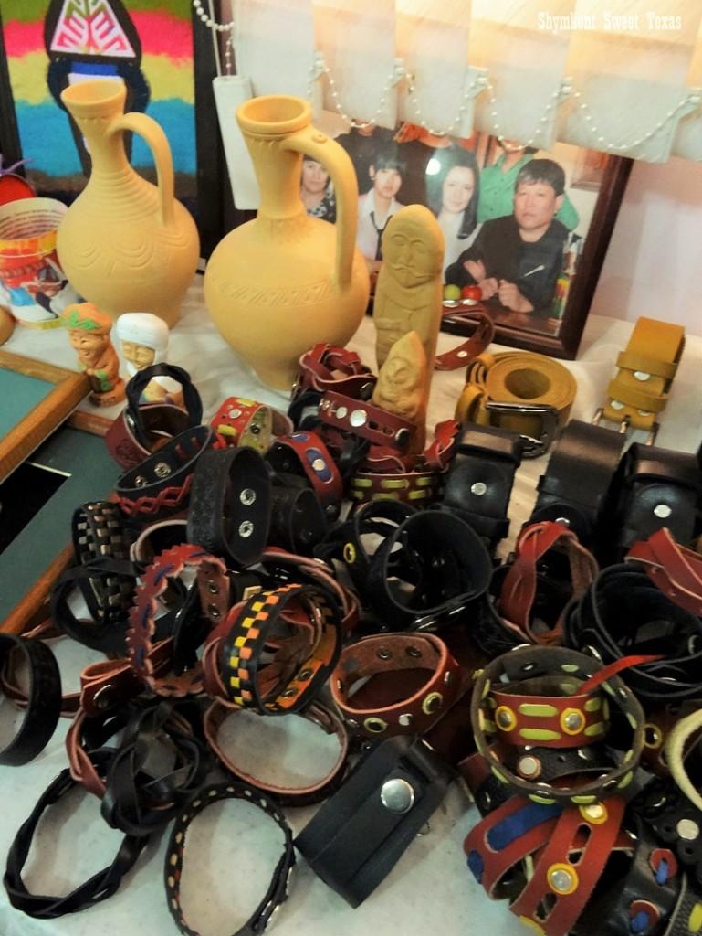 Altyn Orda_Bracelets et poteries