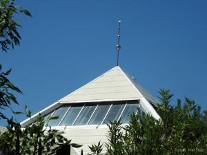 Мечеть пирамида