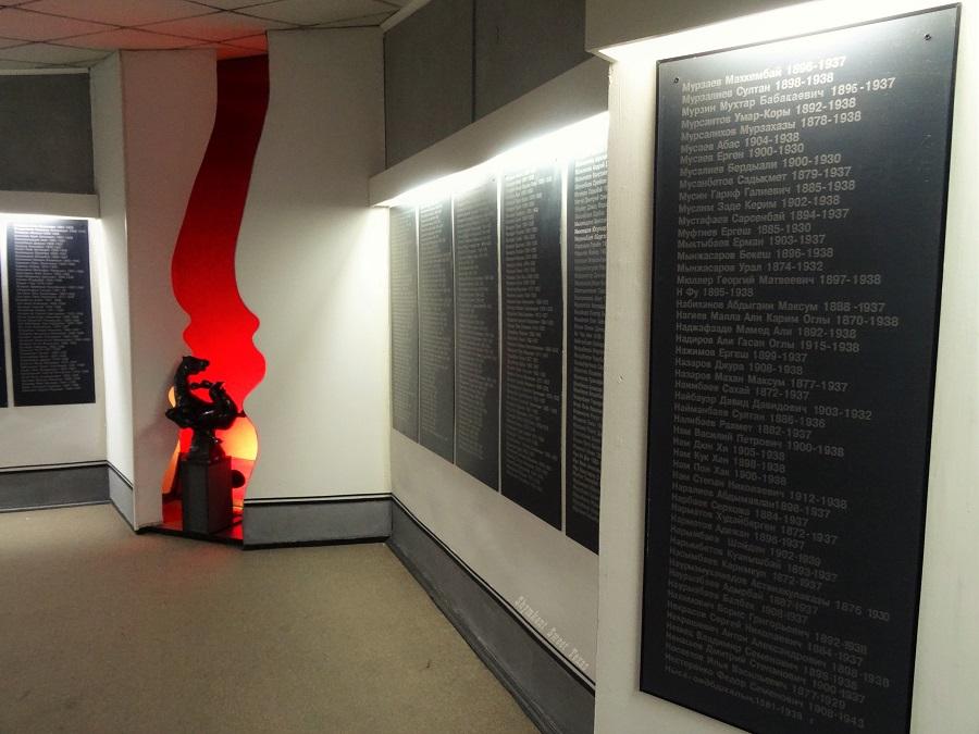 Musée victimes répression politique_2500 victimes