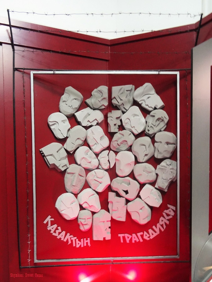 Musée victimes répression politique_Tragédie kazakhe