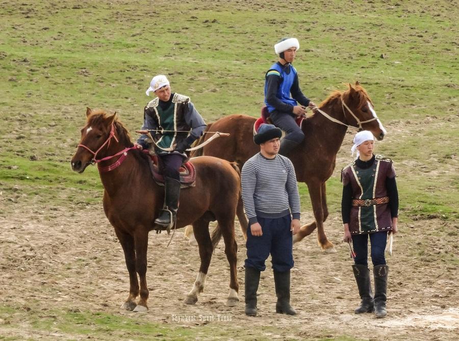 Nauryz à Shymkent 2017_Les archers