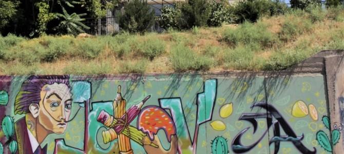 Street Art : rue Torekulov