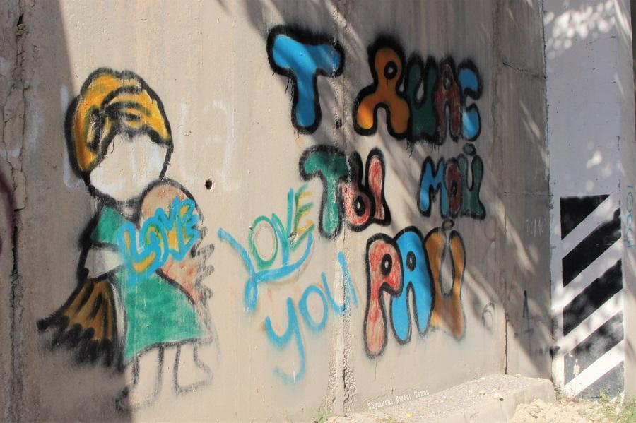 Street Art_Torekulov_Ty moi rai
