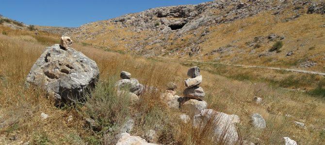 La grotte sacrée Ak-Mechet