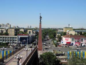 Ordabasy Square