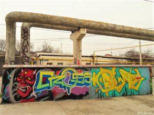 Уличное искусство: Улица Сулейменова