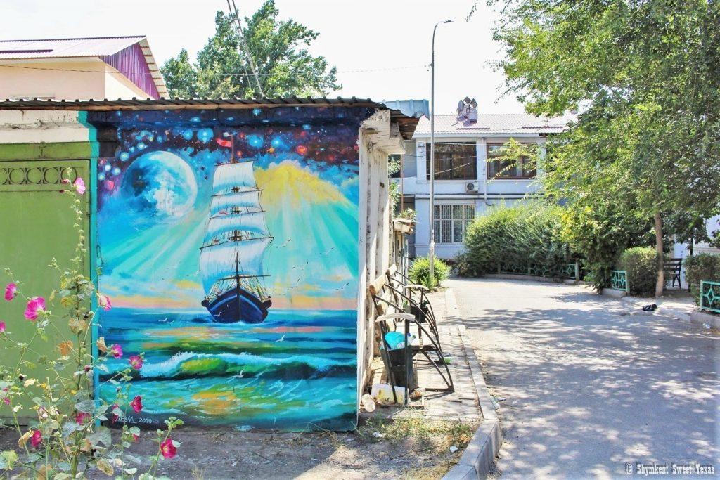 L'attribut alt de cette image est vide, son nom de fichier est Street-art-de-quartier-Shymkent-Kazakhstan-1024x683.jpg.