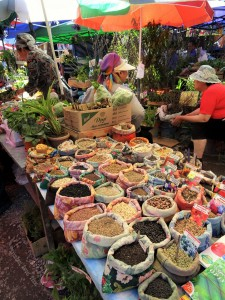 Sowing and planting: the Krytyi Bazar
