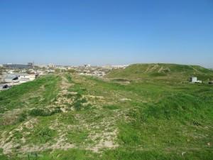 The citadel: history