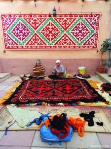 Art gallery and craft shop Altyn Orda