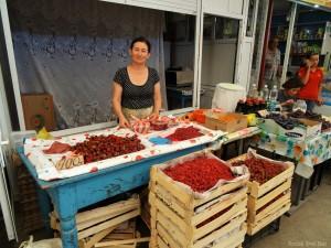 The second strawberry season