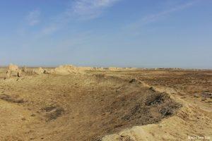 The ancient city of Sauran
