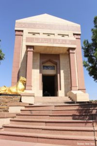 Le mausolée de Baïdibek Ata