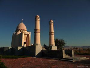 Le mausolée de Domalak Ana