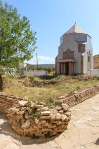 Kos Ana Mausoleum