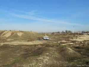 The citadel: restoration